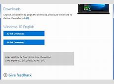 Download Free Windows 10 ISO 64 bit or 32 bit Officially Windows 10 Download 64 Bit Iso