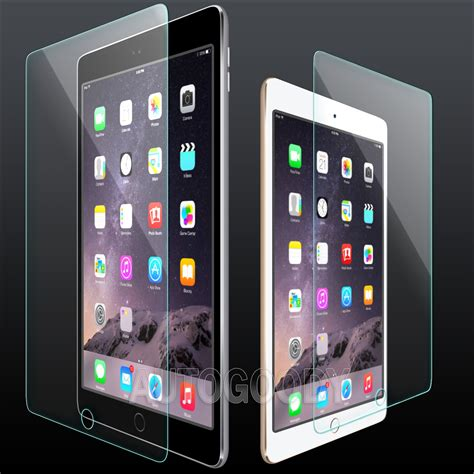 Tempered Glass For Air Mini premium hd tempered glass screen protector for apple air 1 2 mini 1 2 3