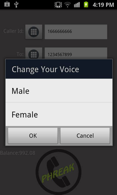 phone call voice changer apk phonebuster calleridfaker 1mobile