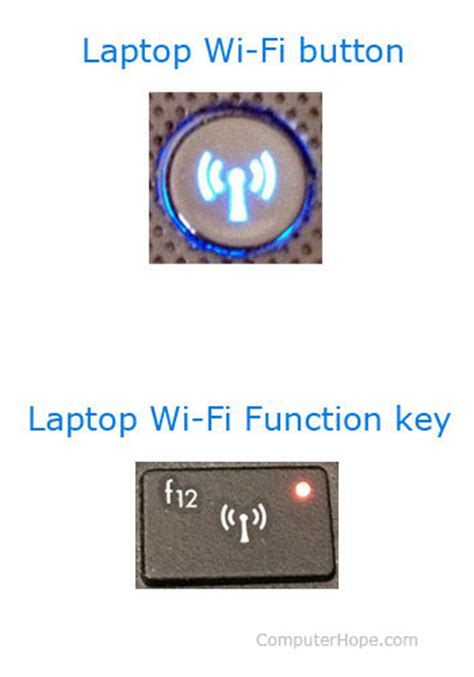 Wifi Laptop how do i enable and disable wi fi