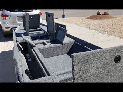 12 foot jon boat build 12 foot jon boat to bass boat concept tbnation youtube
