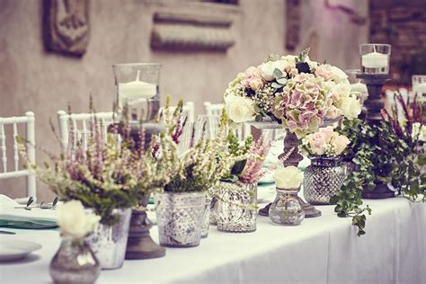 wedding in tuscany dusty pink table decor