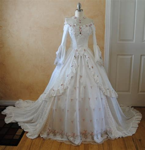 devilinspired gothic victorian dresses wedding dresses in