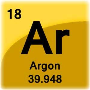 argon facts