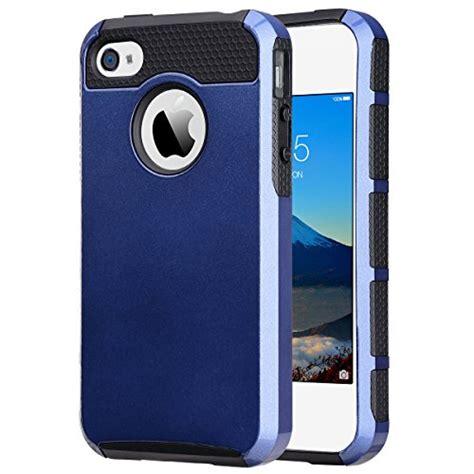 Iphone Ip09 Navy Blue Black iphone 4 iphone 4s 4s ulak dual layer