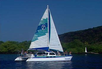 big island catamaran snorkel sea paradise hawaii big island deluxe morning snorkeling