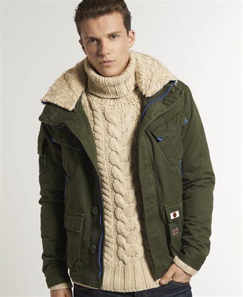 service jacket new mens superdry ultimate service jacket army green ebay