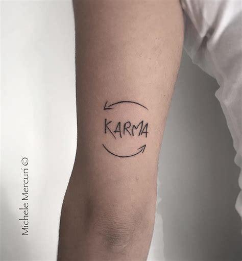 karma tattoo ideas 848 curtidas 8 coment 225 rios michele mercuri mercuri