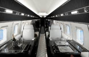 Private Jet Interiors Tim Beverley The Aviation Experts