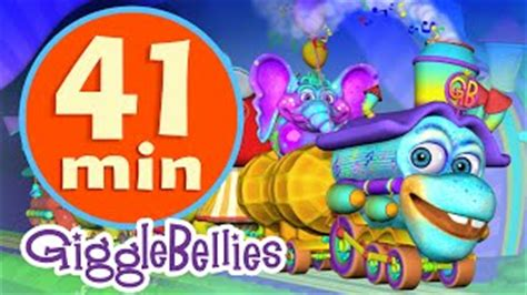 row your boat gigglebellies the gigglebellies fun videos for kids youtube