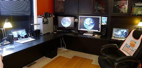 Photographers Desk Setup Mac Setups The Desk Of A Contracts Attorney Photographer