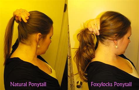 ponytail haircut before and after hair extensions why didn t i get these before my wedding