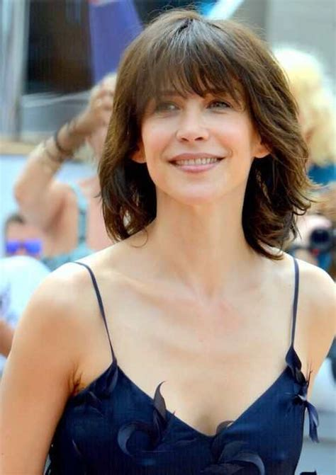 sophie marceau height weight age body statistics