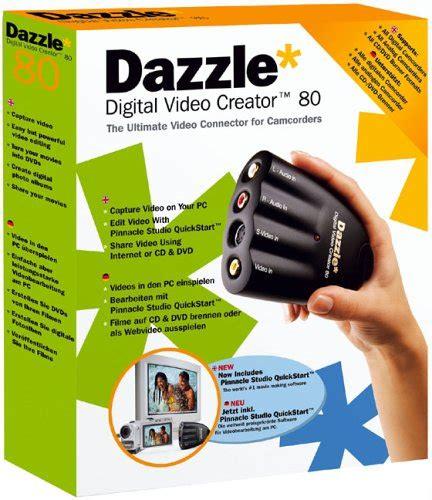 Dazzle Digital Creator 80 Dazzle Digital Creator Dvc 80 Reviews