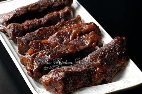 slow baked boneless beef short ribs