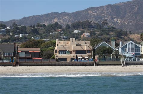 Beach Style Homes by Malibu Beach Homes Zimbio