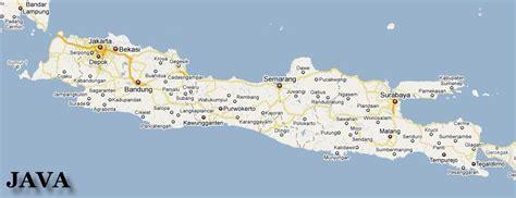 map java island java