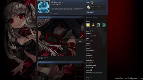 steam community guide create steam backgrounds