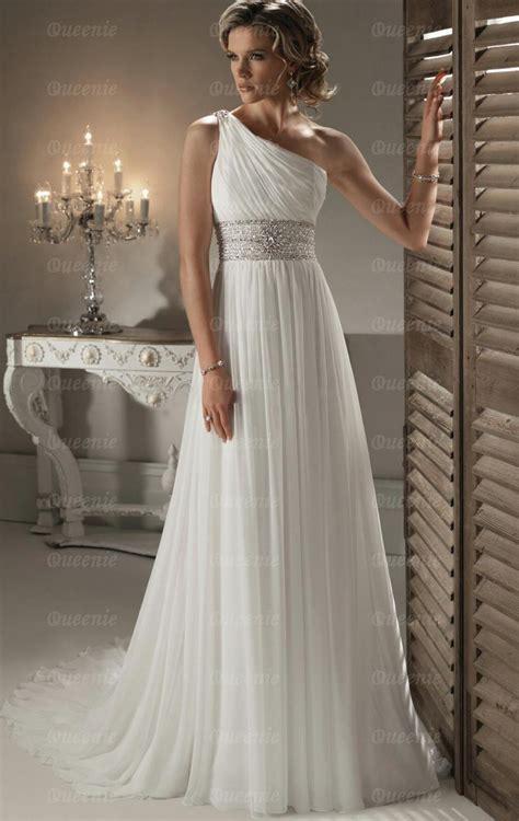 Queeniewedding.co.uk:Fitted Long 2014 Beach Wedding Dress