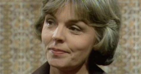 actress dies july 2017 reginald perrin actress dies british classic comedy