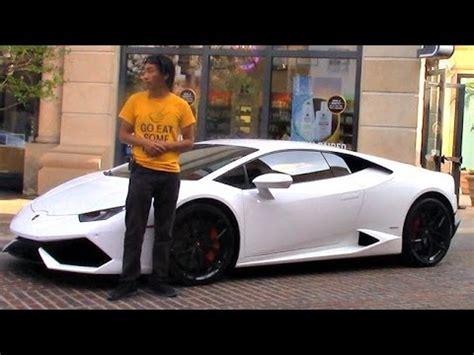 Lamborghini Gold Digger Prank Lamborghini Prank Backfires Prank Wrong Supercar