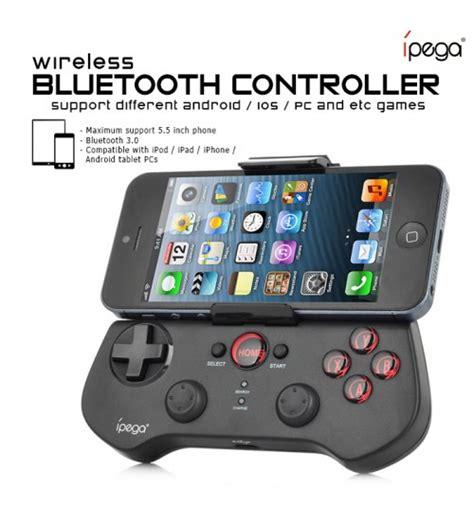 Ipega Bluetooth Controller For Smartphone ipega wireless bluetooth gaming controller pg 9017s for