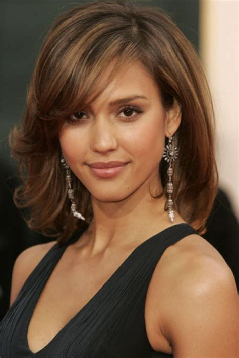 medium length hairstyles for narrow faces pictures of celebrity hairstyles for long shaped faces