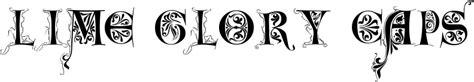 75 free flowers fonts 183 1001 fonts