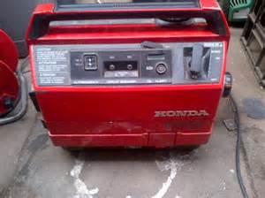 Used Honda Generator Honda Generator West Bromwich Dudley