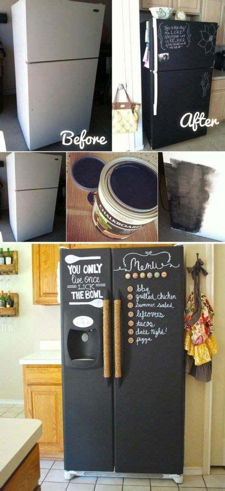 chalkboard paint cheap 25 best chalkboard fridge ideas on chalkboard