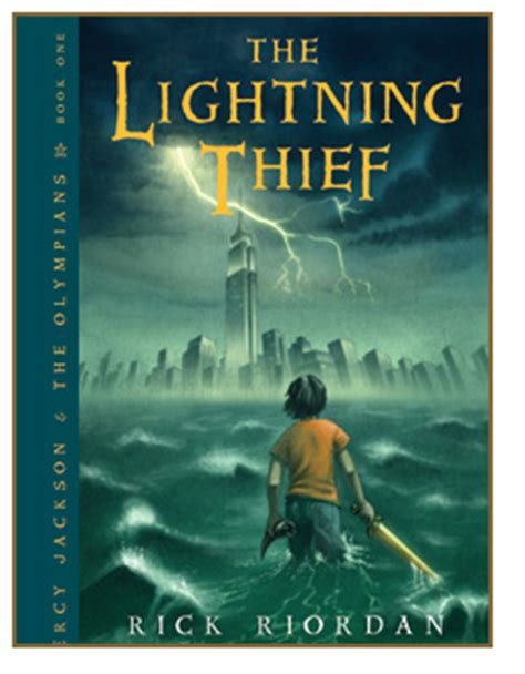 pictures of percy jackson books percy jackson and the lightning thief by rick riordan 171 ya
