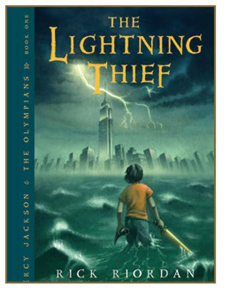 The Lighting Thief by Percy Jackson And The Lightning Thief By Rick Riordan 171 Ya