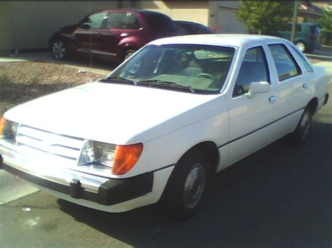 manual cars for sale 1991 mercury topaz regenerative braking 1984 ford tempo overview cargurus