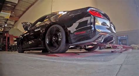mustang gt dyno 2015 mustang gt dyno and gibson exhaust info with