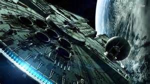 Millennium falcon star wars wallpaper movie wallpapers 20931