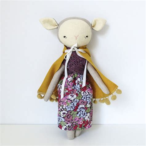 Handmade Stuffed Toys - oh albatross toys handmade stuffed animals modern
