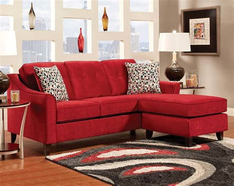 red leather sofa living room ideas delightful tan living room with l shape red leather sofa