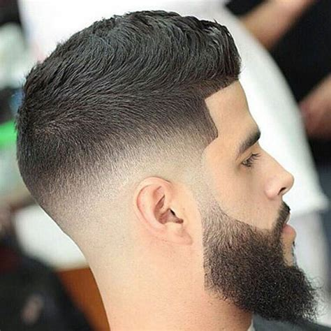 mid fade haircut the beard fade cool faded beard styles men s