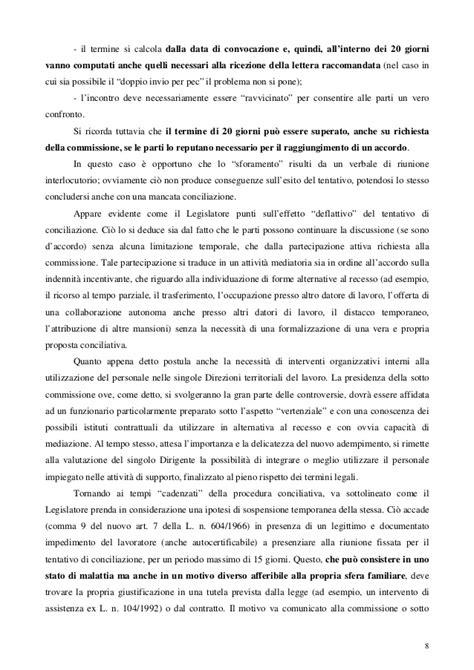 lettere di licenziamento per giustificato motivo oggettivo conciliazione licenziamento giustificato motivo oggettivo