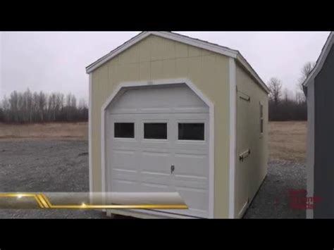 sheds with garage door sheds with garage doors storage sheds motorcycle atv