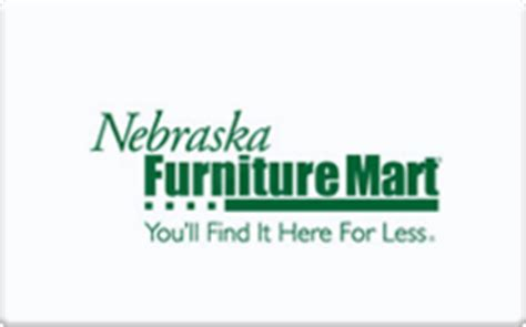 Furniture Gift Cards - does nebraska furniture mart have gift cards infocard co