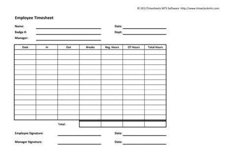 7 weekly timesheet calculator procedure template sample