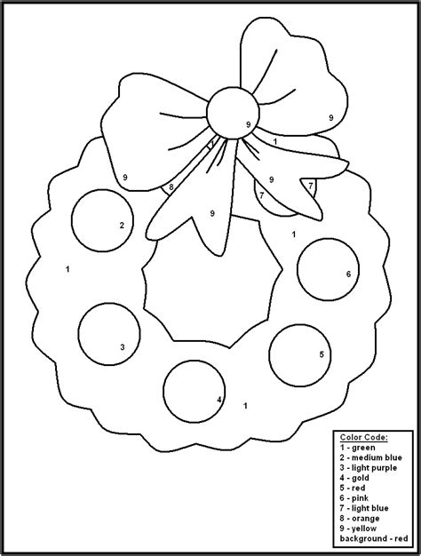 large print color by number coloring book winter beautiful and festive coloring activity book for and winter to relieve stress and relax books colorbynumber12 png 748 215 989 pixels winter color by