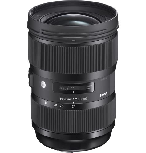 Sigma 35mm sigma 24 35mm f 2 dg hsm lens for canon ef 588954
