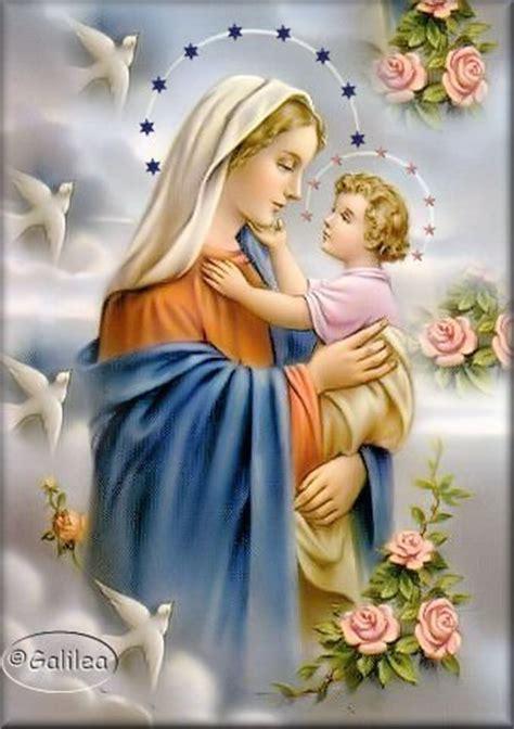 imagenes virgen maria santisima santa madre de dios el rincon de los amigos de jesus