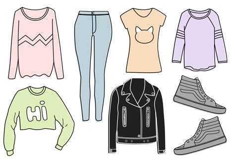 clothes vector design free download free clothes vector download free vector art stock