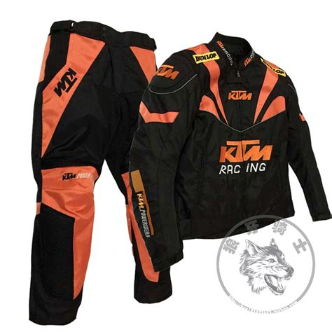 Ktm Clothes Aliexpress Buy Ktm Motorcycle Jacket And Set