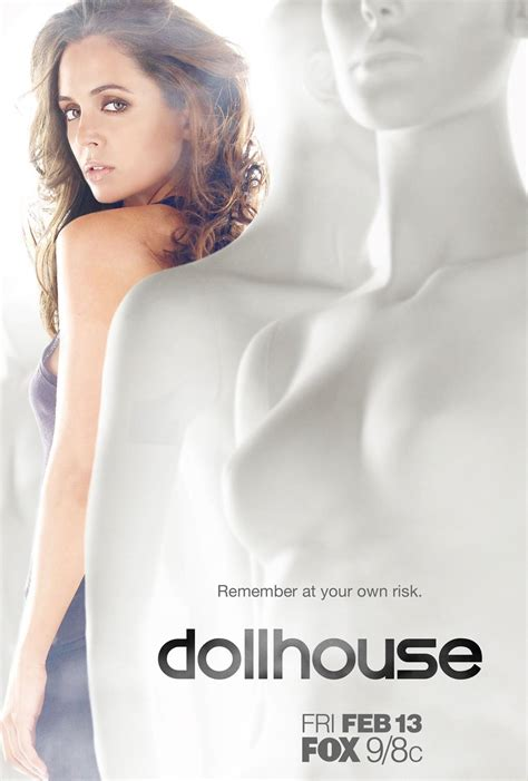 doll house show dollhouse 2009 poster tvposter net