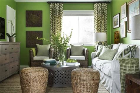 apple green home decor ask a designer no color s too bold for decor