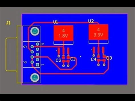 pcb layout tutorial youtube bitweenie com altium tutorial part 3 pcb layout youtube